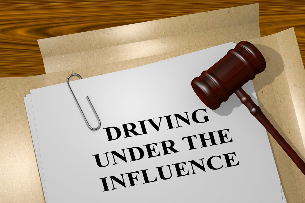 Driving Under the Influence Alberta